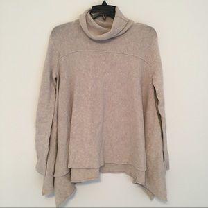 Soft, Flowy Free People Turtleneck Sweater
